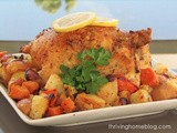 Rachel's Roasted Chicken and Vegetables