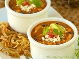 Sneak Peek: a Leftover Turkey Transformation! Turkey Tortilla Soup