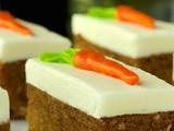 Super-Easy, Crazy-Good Carrot Cake Bars