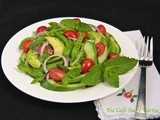 Thai Cucumber & Avocado Salad