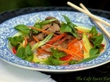 Thai Pork and Noodle Salad