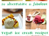20 alternative & fabulous vegan ice cream recipes