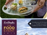 Los Angeles Magazine: The Food Event 2012