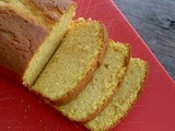 Pumpkin-Orange Pound Cake