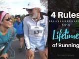 4 Rules for a Lifetime of Running
