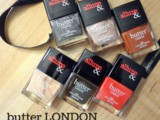 Allure & butter london Giveaway