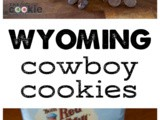 Baking Across the usa: Wyoming Cowboy Cookies (Gluten-Free)