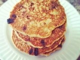 Best Ever Gluten-Free Chocolate Chip Pancakes