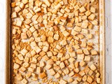 Dairy Free and Gluten Free Croutons