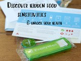 Discover hidden food sensitivities and unlock your health