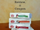 Enjoy Life Chewy Bars Review, Giveaway, and Discount