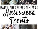 Gluten Free and Dairy Free Halloween Treats