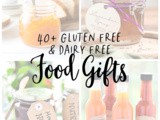 Gluten Free and Dairy Free Homemade Food Gifts