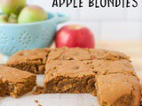 Gluten Free Apple Blondies (Dairy Free & Nut Free)
