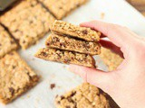 Gluten Free Chocolate Chip Granola Bars (Dairy Free)
