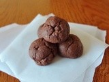 Gluten-Free Fudge Ball Cookies