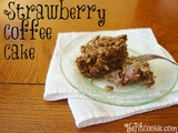 Gluten-Free Strawberry Coffee Cake