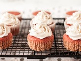 Gluten Free Strawberry Cupcakes (Top 8 Free)