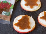Holiday Apple Slices (Dairy and Gluten Free)