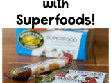 Make Your Diet Super with Superfoods (and a Nature's Path Giveaway!)