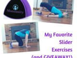 My Favorite Slider Exercises (and a Giveaway!)