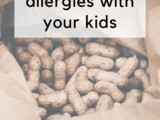 Navigating Food Allergies with Your Kids