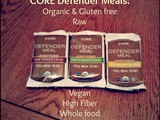 On the Go? Try core Foods Defender Meals