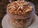 "Salted ""Caramel"" Corn"