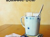 Sweet Rose Mock Bubble Tea {Recipe Redux}