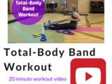 Total-Body Band Workout (Video)