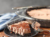 Triple Chocolate Vegan Cheesecake (Gluten Free Option)