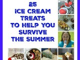 25 Ice Cream Treats for Surviving the Summer