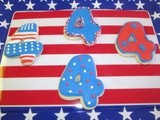 A Red, White, and Blue Cookie Journey