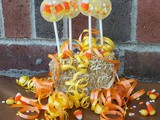 Candy Filled Lollipops / #SundaySupper