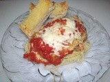 Chicken Parmigiana!~Secret Recipe Club