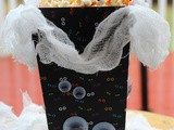 I'm Watching You! / Halloween Popcorn Box Party 2017