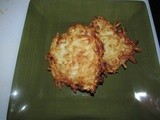 Potato Pancakes~Holiday Recipe Club