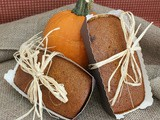 Pumpkin Bread / #pumpkinweek