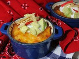 Southwestern Potato Bake / #SundaySupper