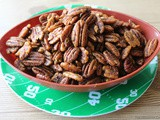 Spicy Party Nuts / #Slow Cooker