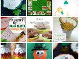 St.Patrick's Day Food, Craft, and Party Ideas