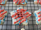 Star Spangled Cookies / #SundaySupper