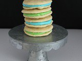 Stuffed Spring Cookies / Fill The Cookie jar