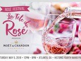 Celebrate with Me! | 2018 Inaugural La Fete du Rose'