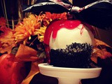 Midnight In The Garden of Good & Evil Candy Apples