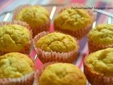 Durian Mini Muffins - Bake Along's 2nd Anniversary