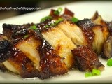 Fuss Free cny Recipes with amc Cookware : Char Siu