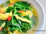 Quick n Easy - Goji Leaves Soup