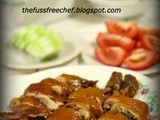 Soy Sauce Chicken (Si Yau Kai) - the full monty version