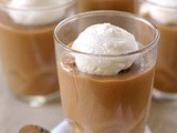 Caramel Butterscotch Pudding